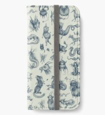 Beings and Creatures  iPhone Wallet/Case/Skin