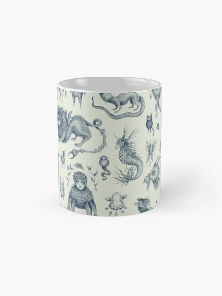 Alternate view of Beings and Creatures  Mug