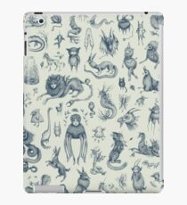 Beings and Creatures  iPad Case/Skin