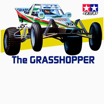 58041 The Grasshopper by pandagfx