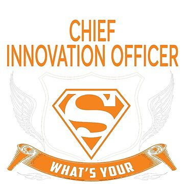CHIEF INNOVATION OFFICER by Jordynthanhs
