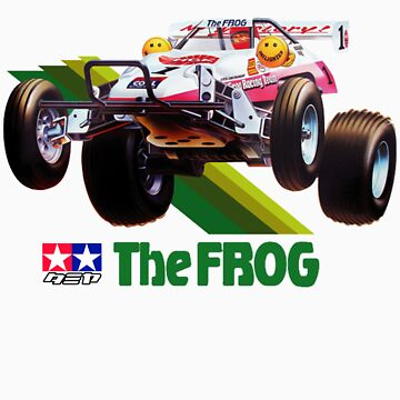 58041 58354 The Frog by pandagfx
