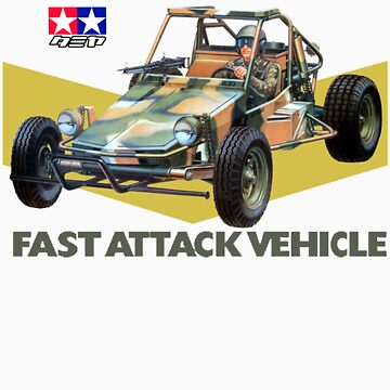 58046 Fast Attack Vehicle by pandagfx