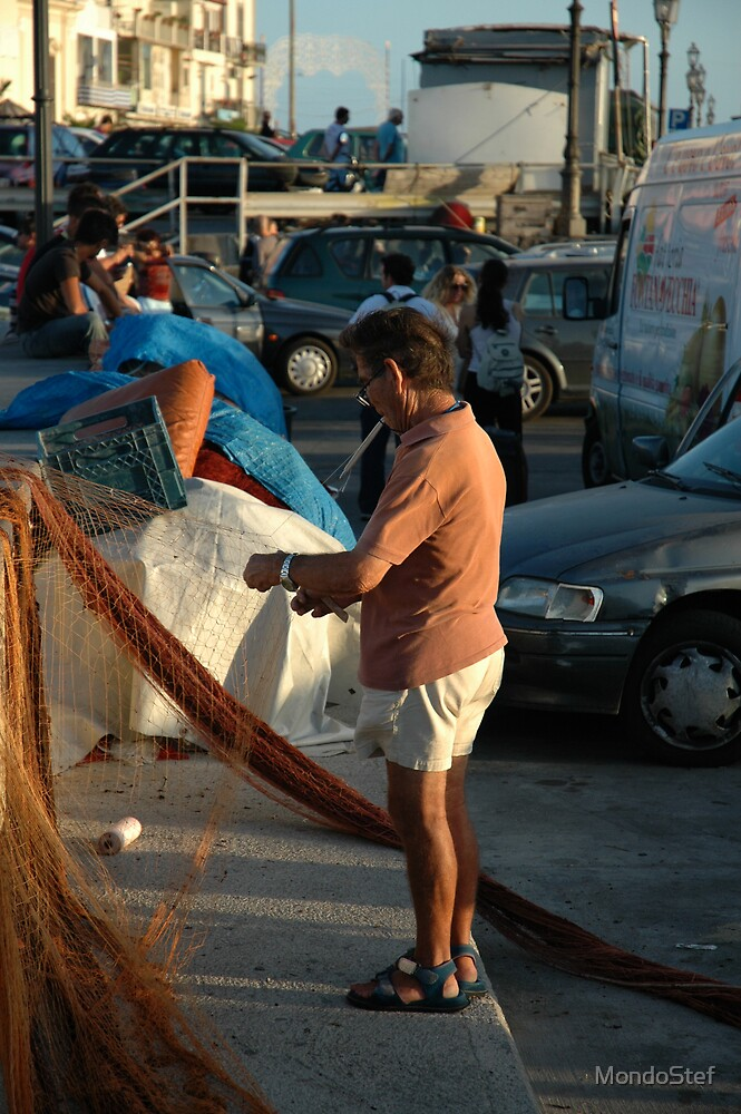 Pescatore by MondoStef