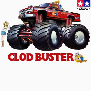 58065 Clodbuster by pandagfx