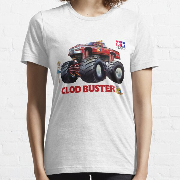 58065 Clodbuster Essential T-Shirt