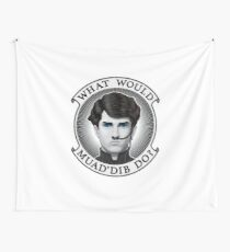 What Would Muad'Dib Do? Wall Tapestry