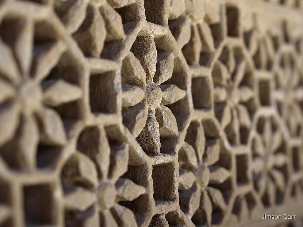 Wall Flower by Jimson Carr