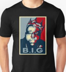 B.I.G The Swag King Unisex T-Shirt