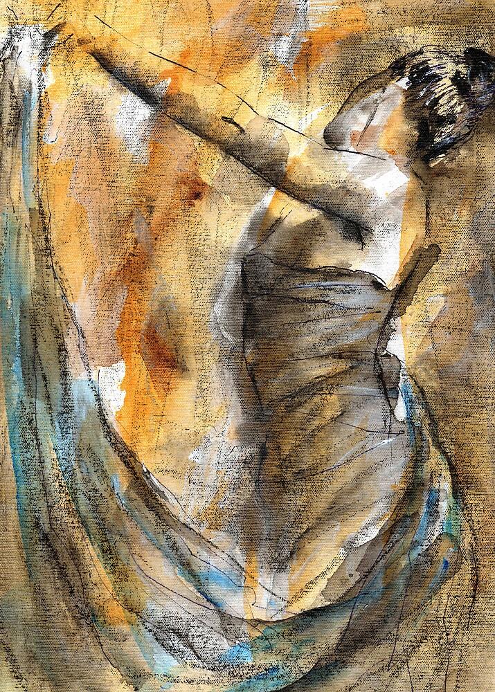 dancer by cliffwarner