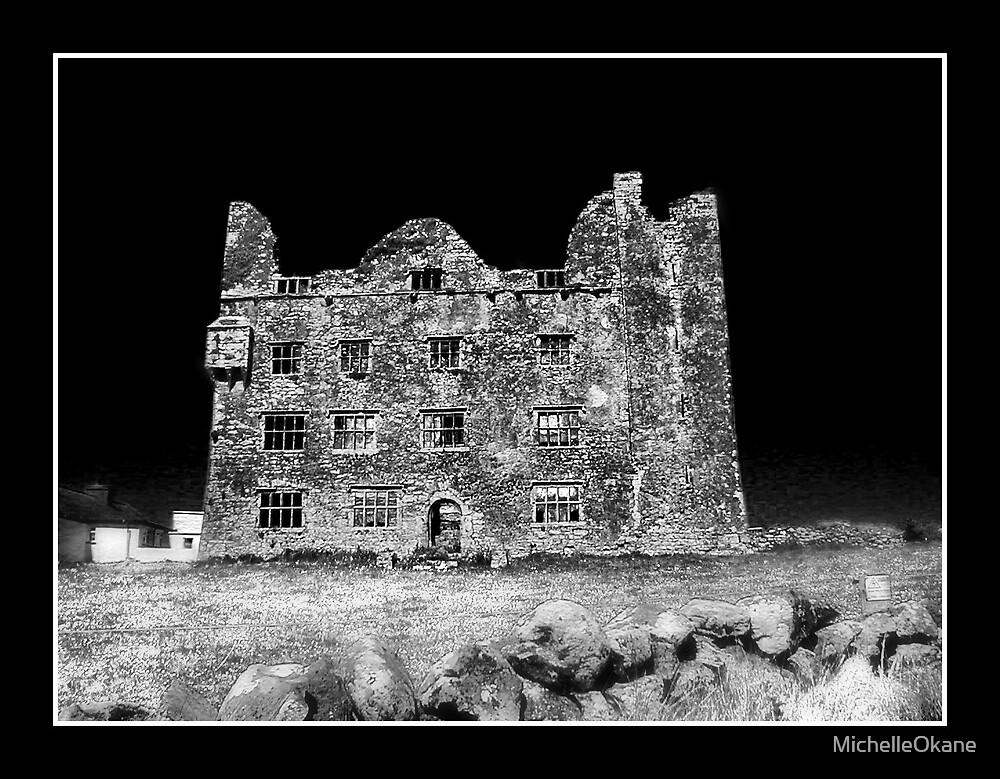 Castle Lemenagh by MichelleOkane
