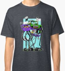 Trendy Adjective Motorsports Show Truck - Color Classic T-Shirt