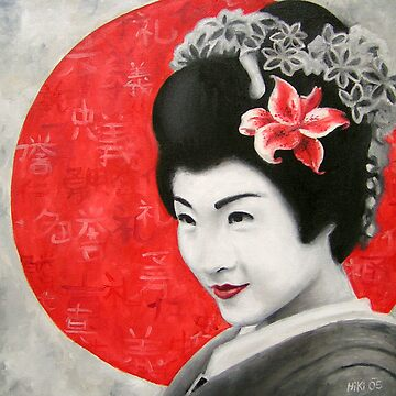 Geisha by Hiki