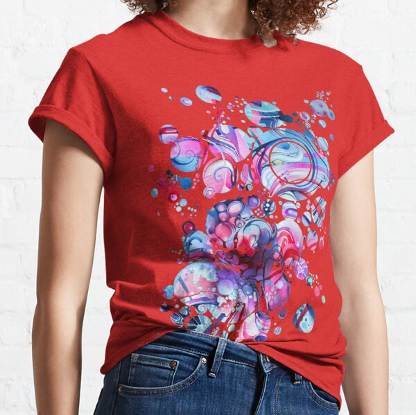 Your Love The Same As Mine - Watercolor Painting Classic T-Shirt