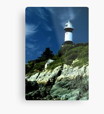 Donegal lighthouse Metal Print