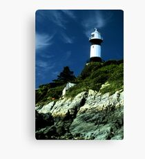 Donegal lighthouse Canvas Print