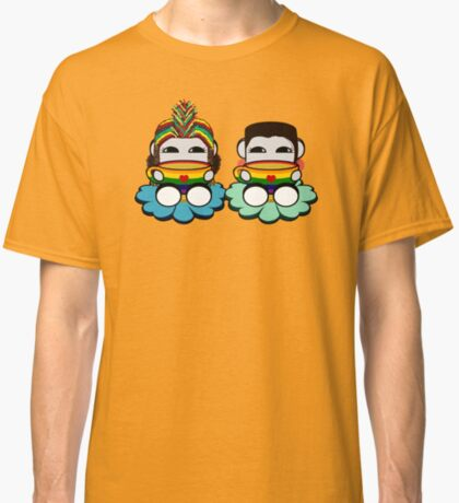 STPC: Naka Do & Oyo Yo (Tea & Pride) Classic T-Shirt
