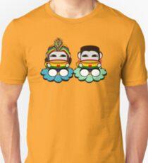 STPC: Naka Do & Oyo Yo (Tea & Pride) Unisex T-Shirt