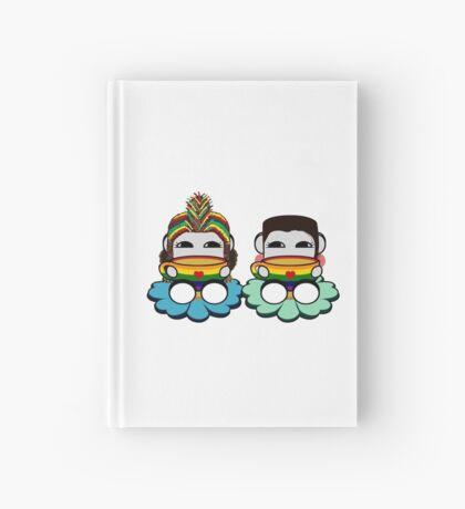 STPC: Naka Do & Oyo Yo (Tea & Pride) Hardcover Journal