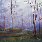 A Bush Misty Morning  by Vickyh