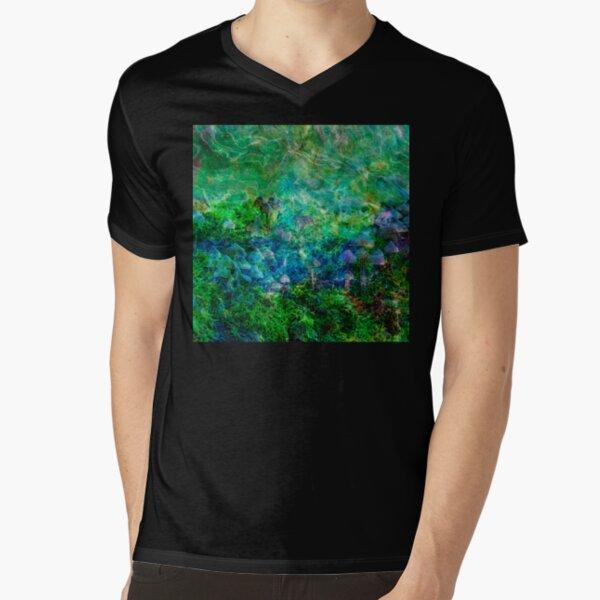 Tangled Bank 3 V-Neck T-Shirt