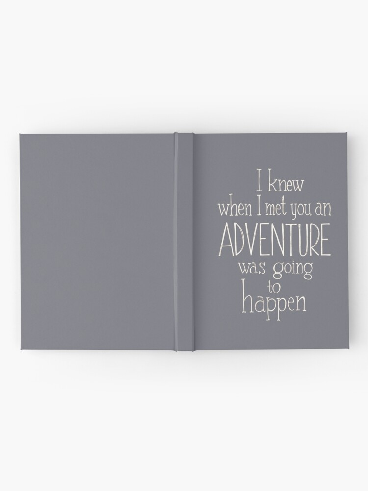 Alternate view of Adventure  Hardcover Journal