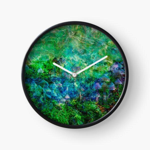 Tangled Bank 3 Clock