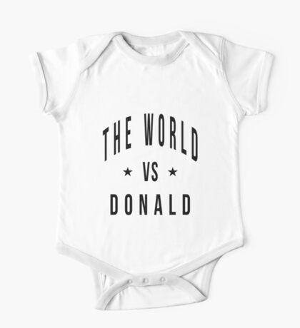 The world vs donald Kids Clothes