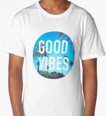 Good Vibes Long T-Shirt