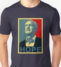 hope jeremy corbyn Unisex T-Shirt