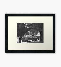 classic auto Framed Print