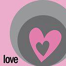 LOVE 11 by Micheline Kanzy