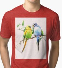 BUdgies Tri-blend T-Shirt