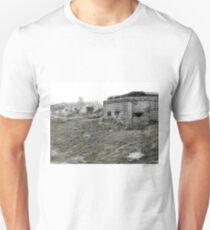 Concrete Effect, Dunstanburgh Unisex T-Shirt