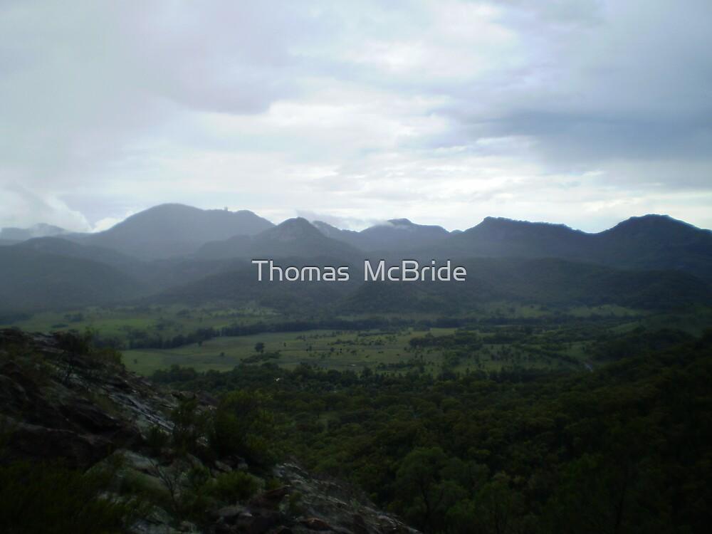 Valley by Thomas  McBride