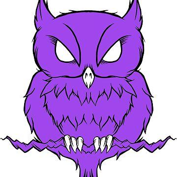 Night Owl by dylandillinger