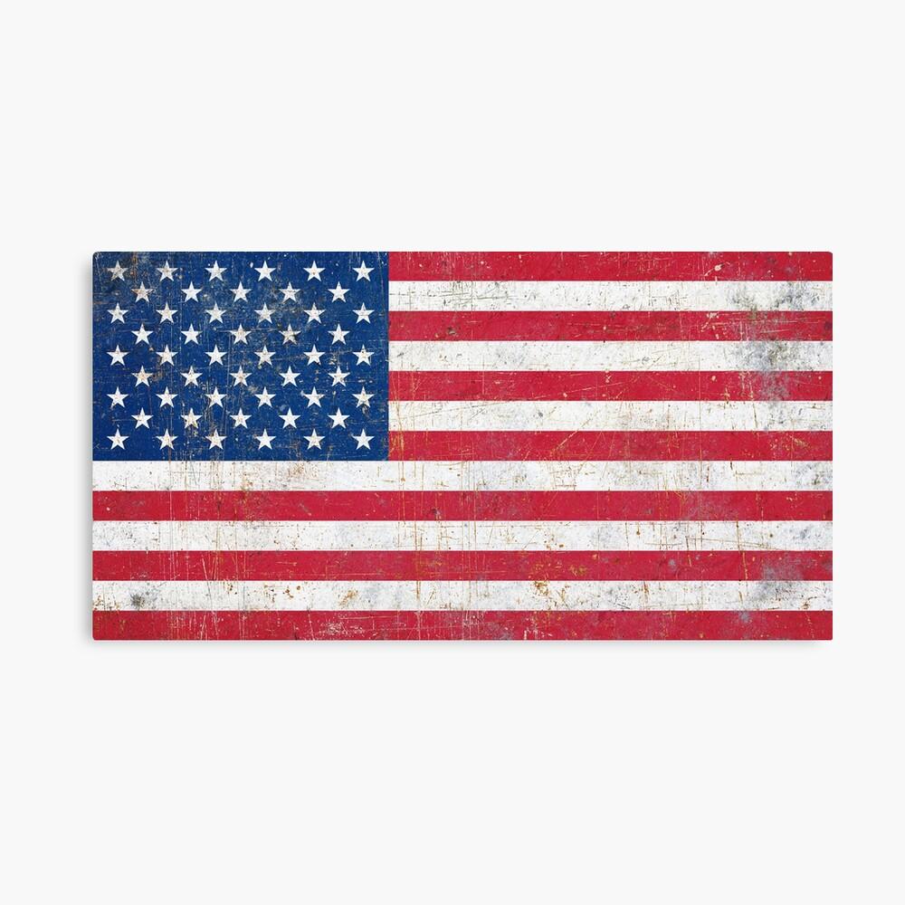 Estados Unidos Lienzo