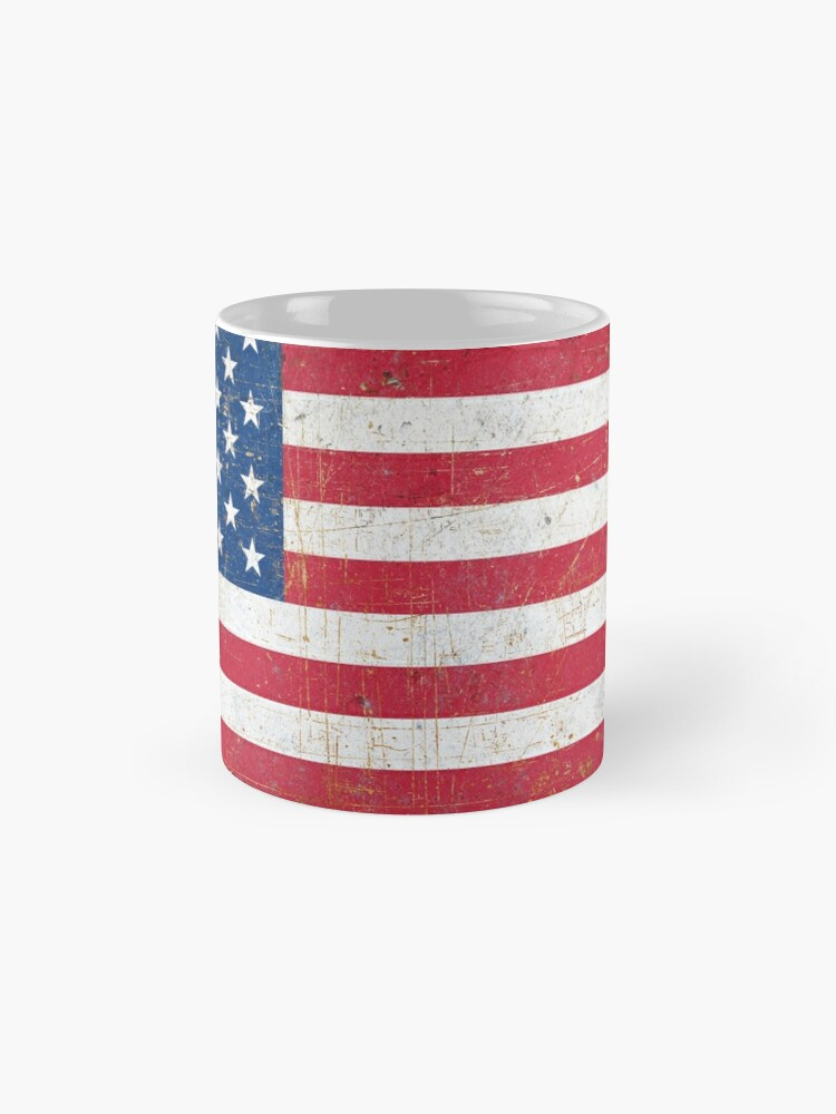 Vista alternativa de Tazas Estados Unidos