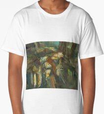 Rain over the ravine Long T-Shirt