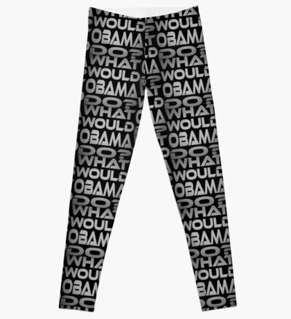What Would Obama Do? Leggings