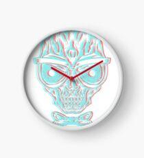 Fresh to Death 3D Clock