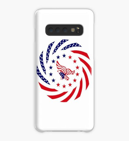 Independent Murican Patriot Flag Series Case/Skin for Samsung Galaxy