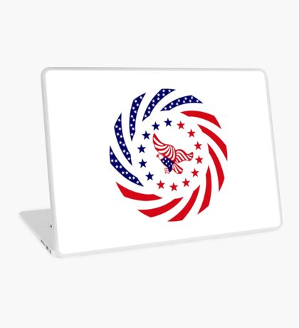 Independent Murican Patriot Flag Series Laptop Skin