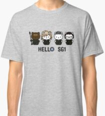 Ickle SG1 Classic T-Shirt