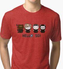 Ickle SG1 Tri-blend T-Shirt