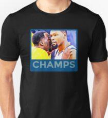 Kevin Durant Draymond Green Warriors Champs T-Shirt
