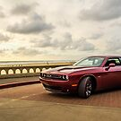 2017 Dodge Challenger 5.7 Hemi Octane Red 2 by SD 2016 Photography & Art Creations
