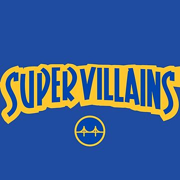 Super Villains by thedanksmith