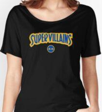 Super Villains Women's Relaxed Fit T-Shirt