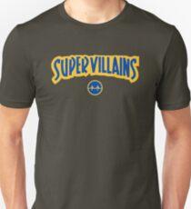 Super Villains Unisex T-Shirt